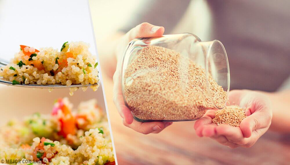 7 Reasons to Eat Quinoa
