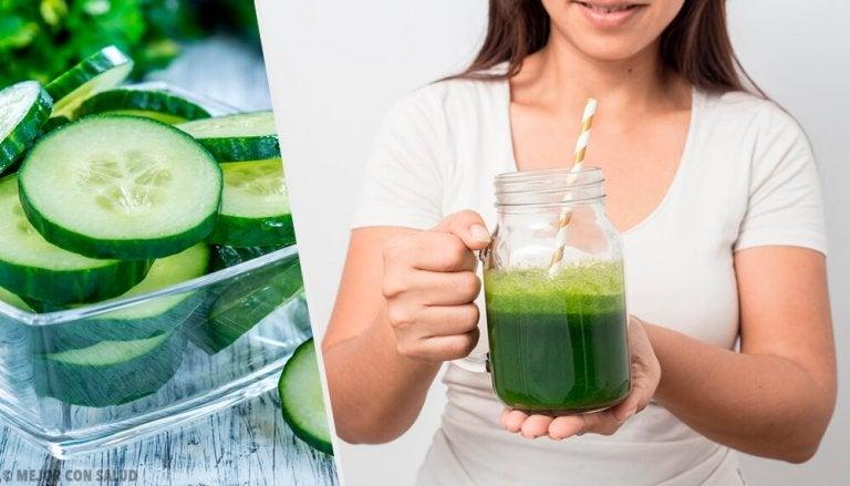 9 Benefits of Cucumber Juice