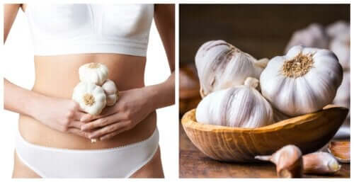 About Garlic Remedies Against Vaginal Yeast Infections
