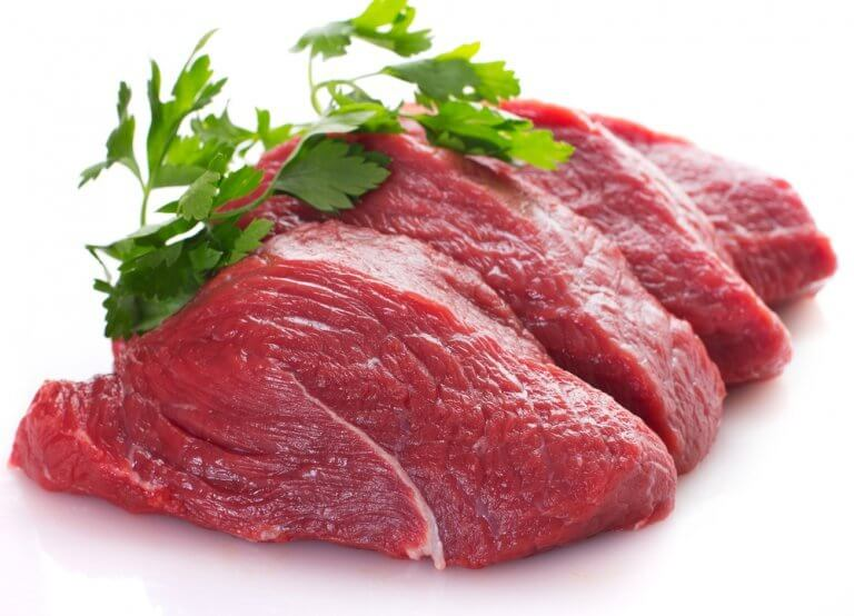 Lean red meats