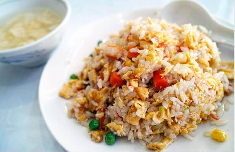 Delicious Chinese Rice Recipe