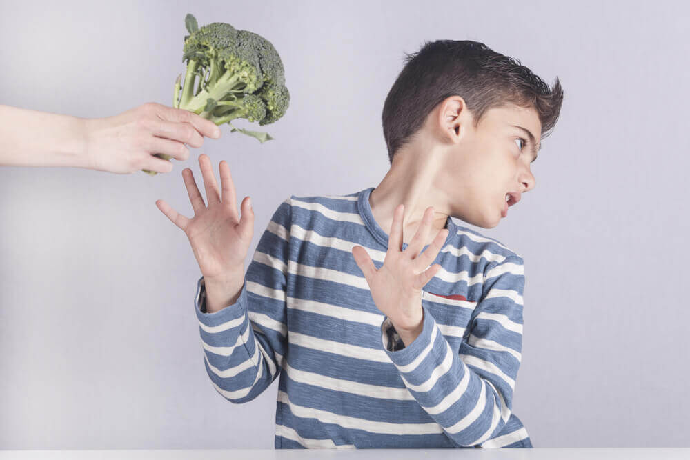 Convince Children to Eat Vegetables