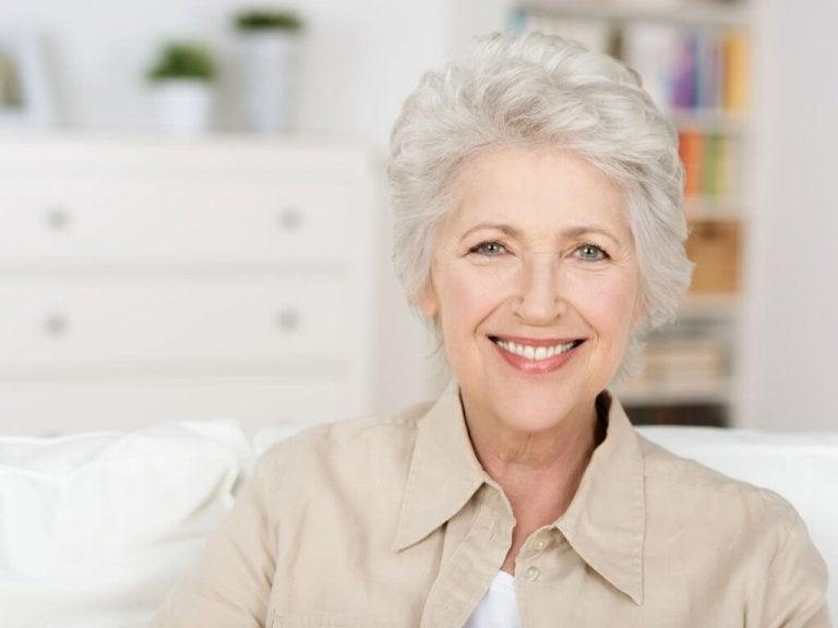 Gray Hair – Aesthetics and Maturity
