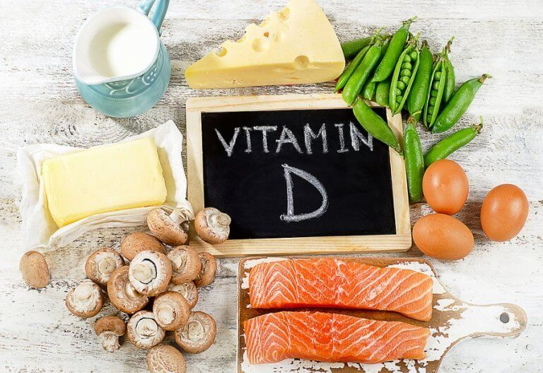 Some foods can help people who are vitamin d deficient