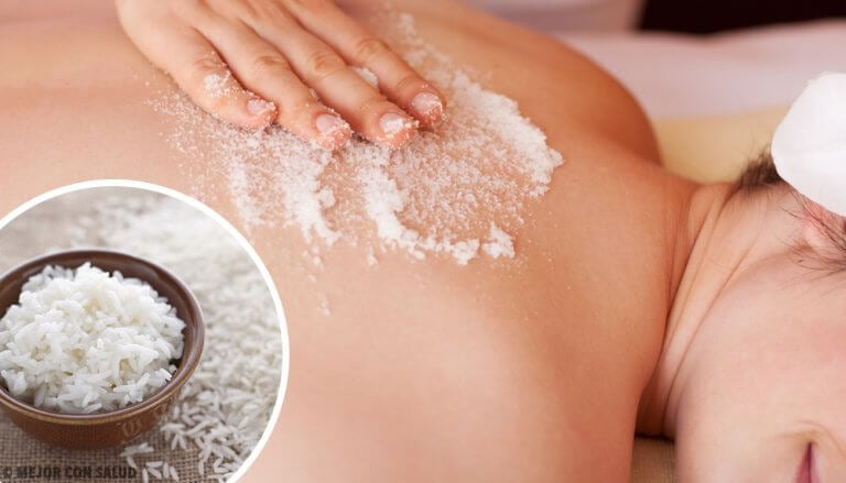 6 Body Exfoliants Made with Rice