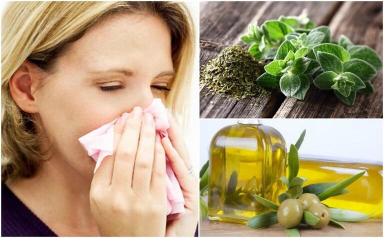 Protect Your Respiratory System with this Oregano and Olive Oil Remedy