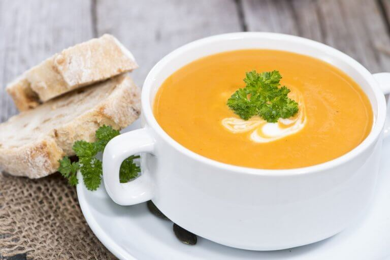 Which Cream of Vegetable Soup is the Healthiest?