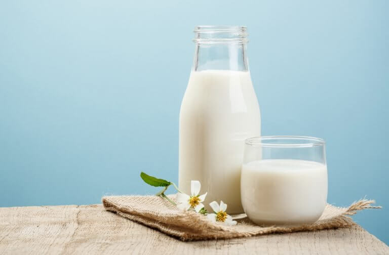 Milk and its derivatives