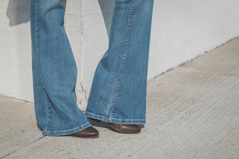Show off your jeans