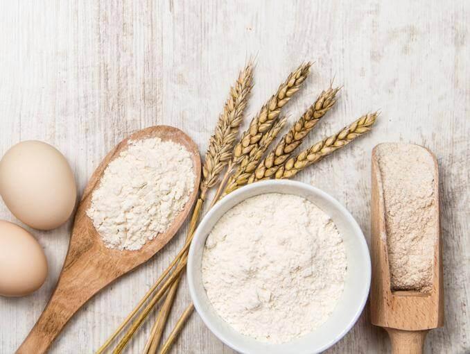 White flour is unhealthy