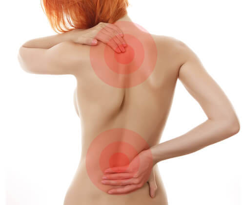 Health issues that cause back pain.