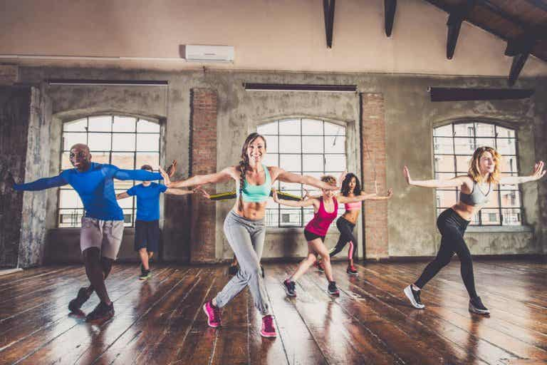 Dance Cardio to Get in Shape