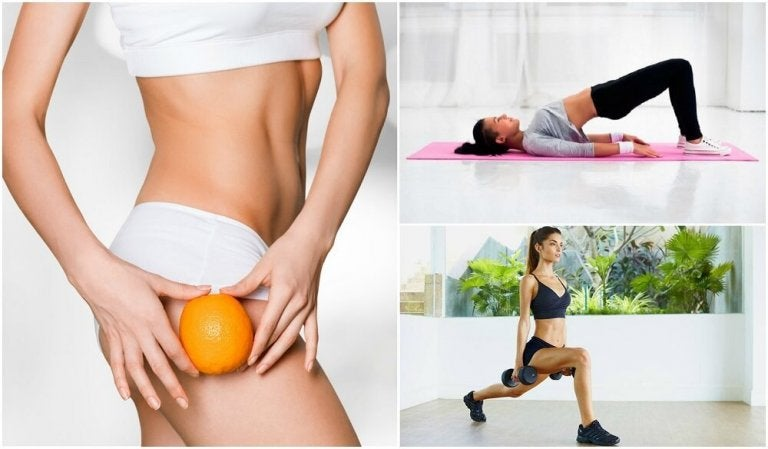 5 Exercises to Bust the Cellulite in Your Butt and Thighs
