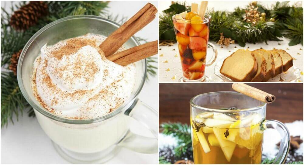 Delicious Punches to Enjoy on Christmas Eve
