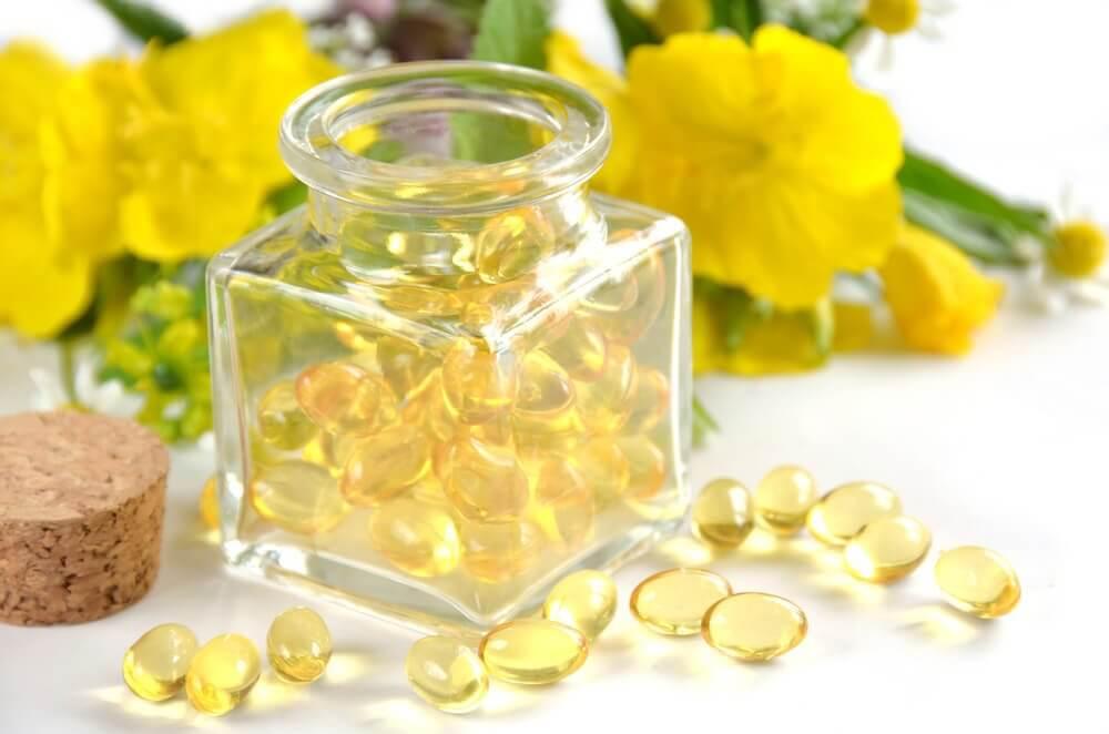 Relieve rheumatoid arthritis with evening primrose oil