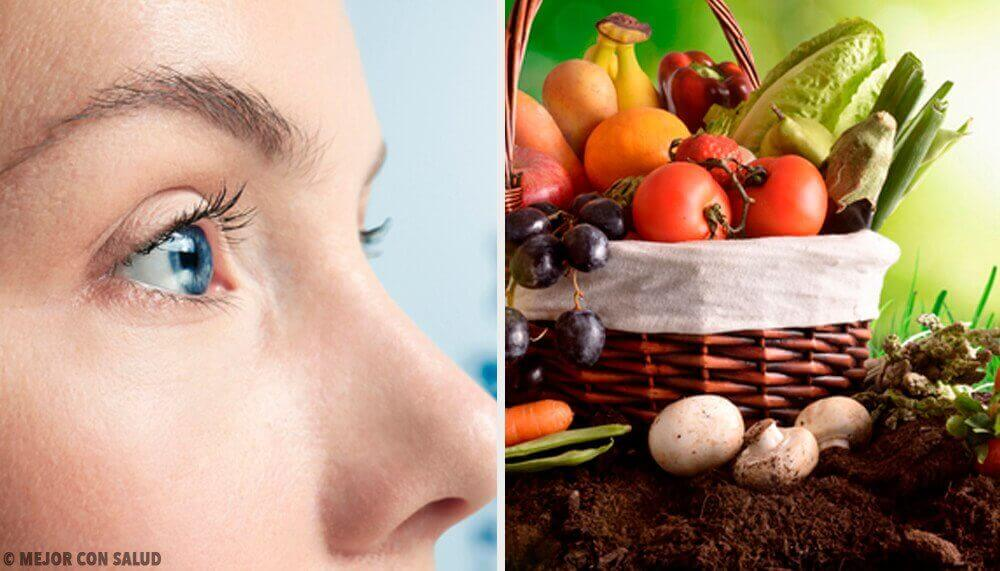 10 Foods to Help You Maintain Healthy Eyesight