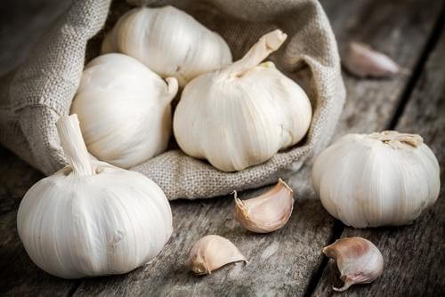 Garlic may be good for cellulitis.