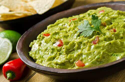 Try This Delicious Recipe for Homemade Guacamole