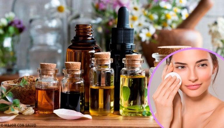 Homemade Makeup Remover for Sensitive Skin