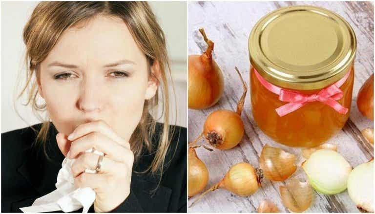 How to Make a Honey and Onion Medicinal Preparation to Calm a Cough