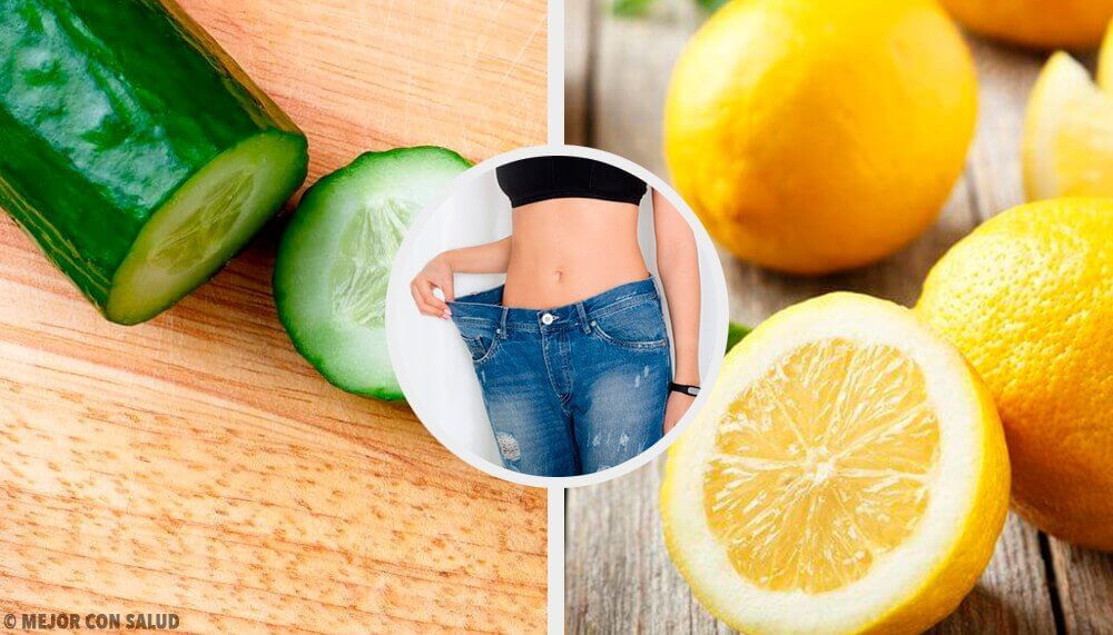 Cucumber, Lemon, and Mint Smoothie That May Help You Slim Down