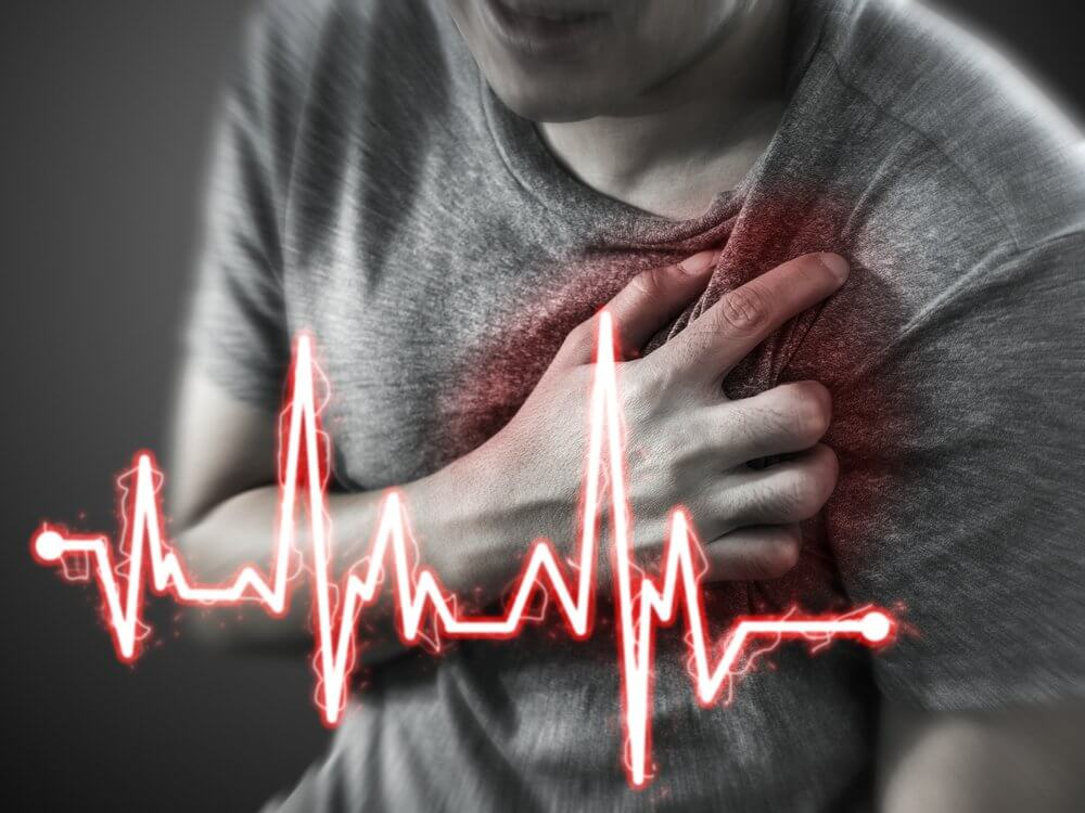 Recognising a heart attack