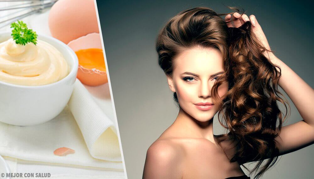 5 Mayonnaise Hair Masks for Luxuriously Soft Hair