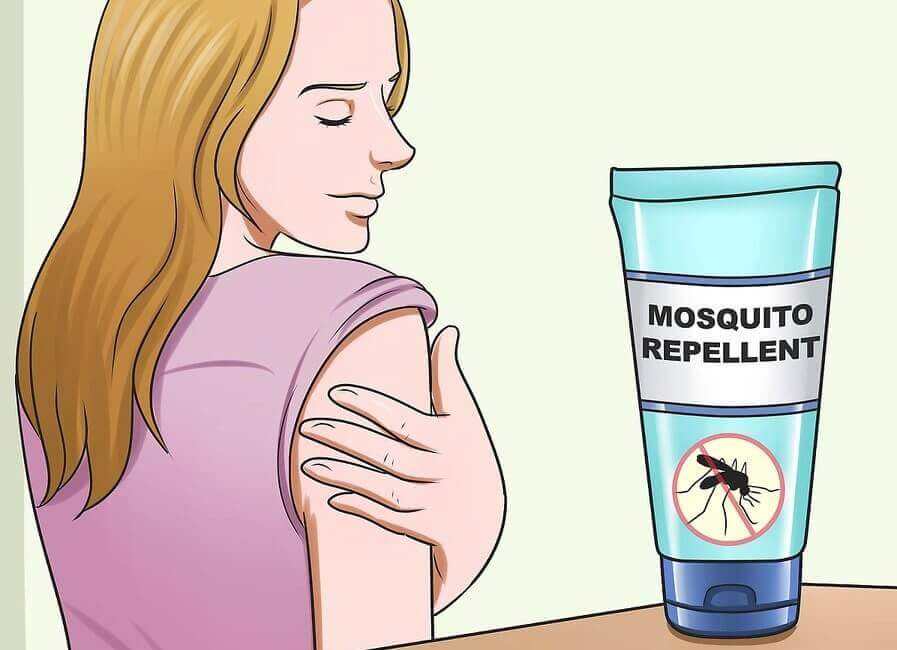 How to Make Your Own Natural Homemade Mosquito Repellent Lotion