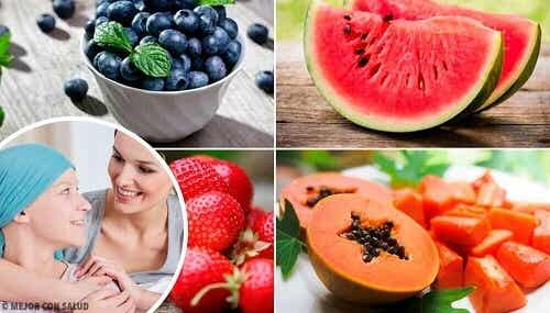 Does eating fruits and vegetables prevent cancer?