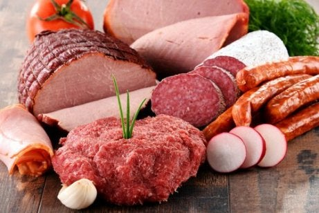 cured and processed meats