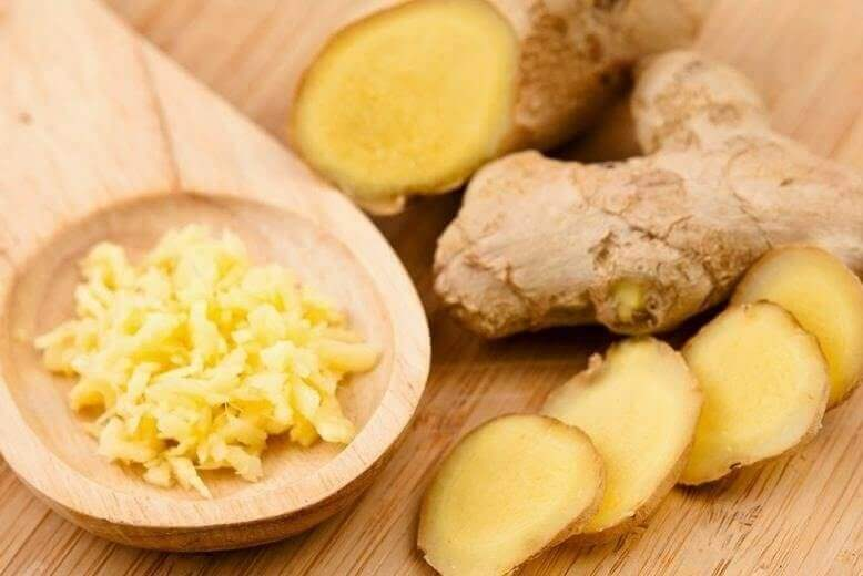 Fight bone pain with ginger.