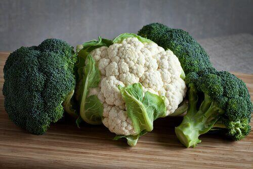 Cauliflower, broccoli cruciferous vegetables reduce cancer risk