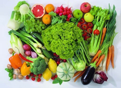 Vegetables fruits reduce cancer risk eating healthy