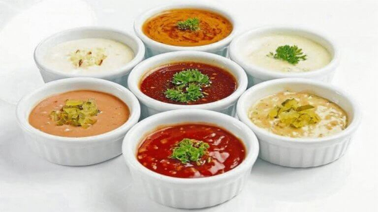 Avoid sauces and dressings to reduce cholesterol intake.
