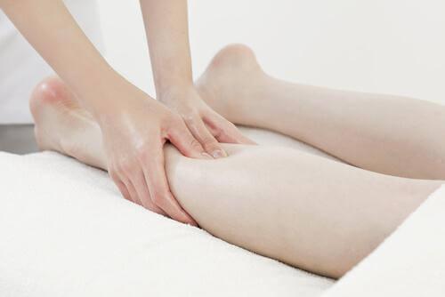 skin indentations