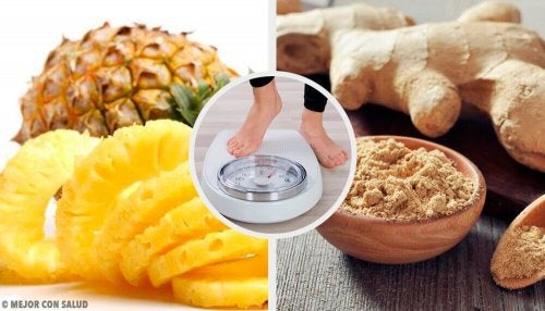 Lose Weight with This Pineapple Ginger Shake