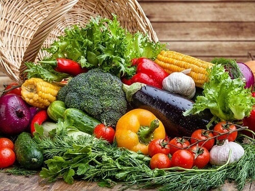 Vegetables prevent cancer