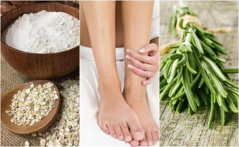 5 Homemade Foot Odor Remedies