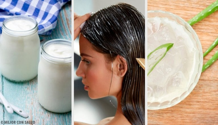 7 Natural Treatments for Hair Problems