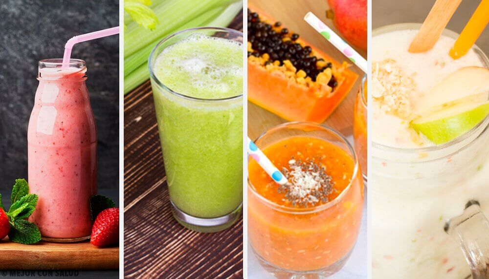 Try These Four Delicious and Healthy Detox Smoothies