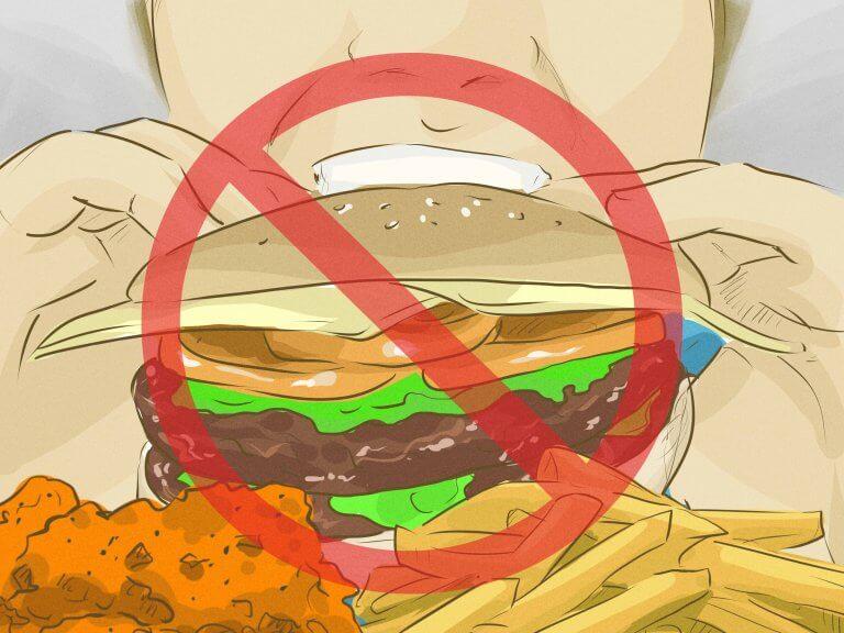 Abnormal diet