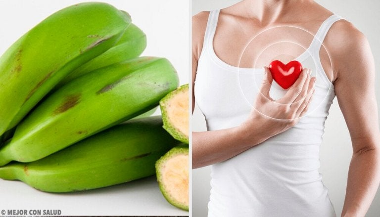 6 Benefits of Green Bananas that You Probably Don't Know About