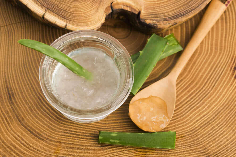 Aloe Vera Treatment