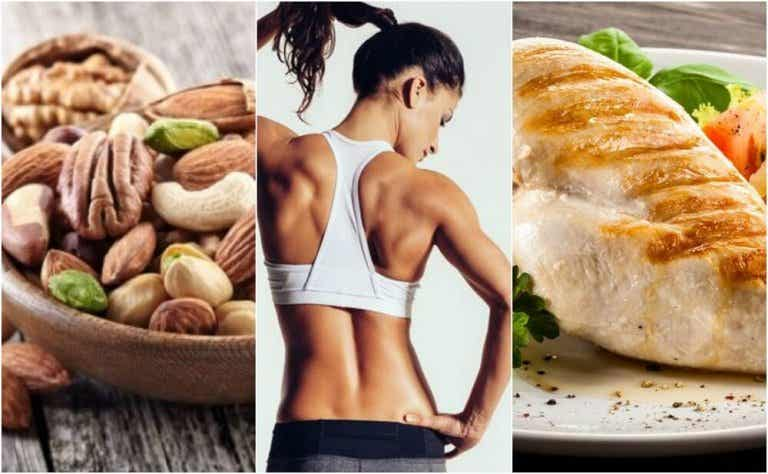 An Effective Diet for Toning Your Muscles