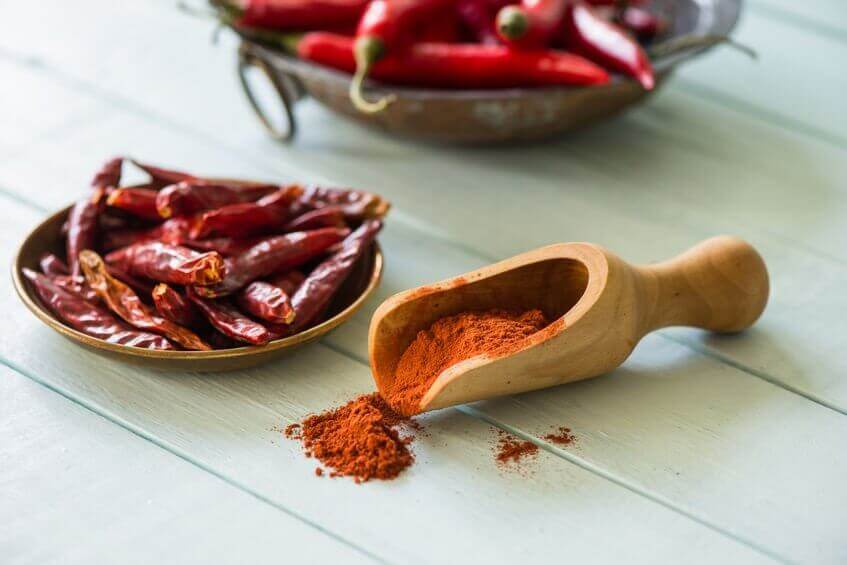 Cayenne pepper may reduce your risk of getting a blood clot.