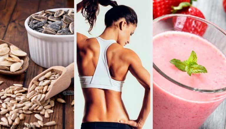 Gain Muscle with this Vegan Diet