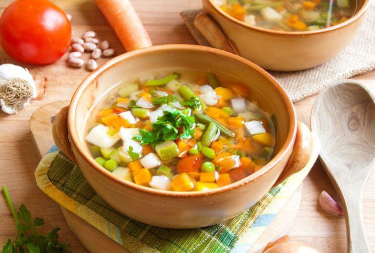 Serrano Soup