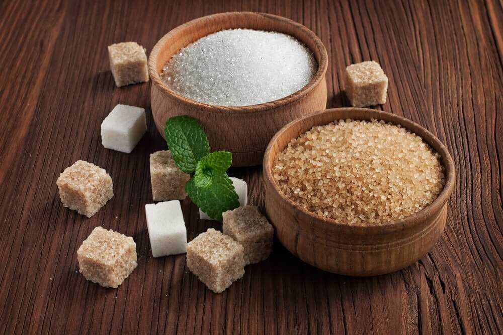 Sugar and bicarbonate