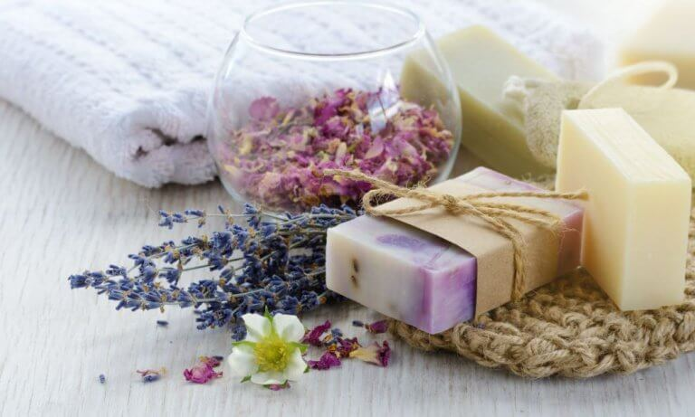 Three Natural Soaps You Can Make at Home