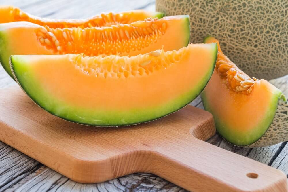 Home Remedy with Melon: 4 Natural Options
